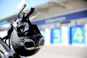 Bilprovningen motorcykel