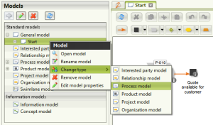 2conciliate - Change modeltype 4.1