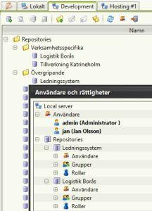 2conciliate - Server users 4.0