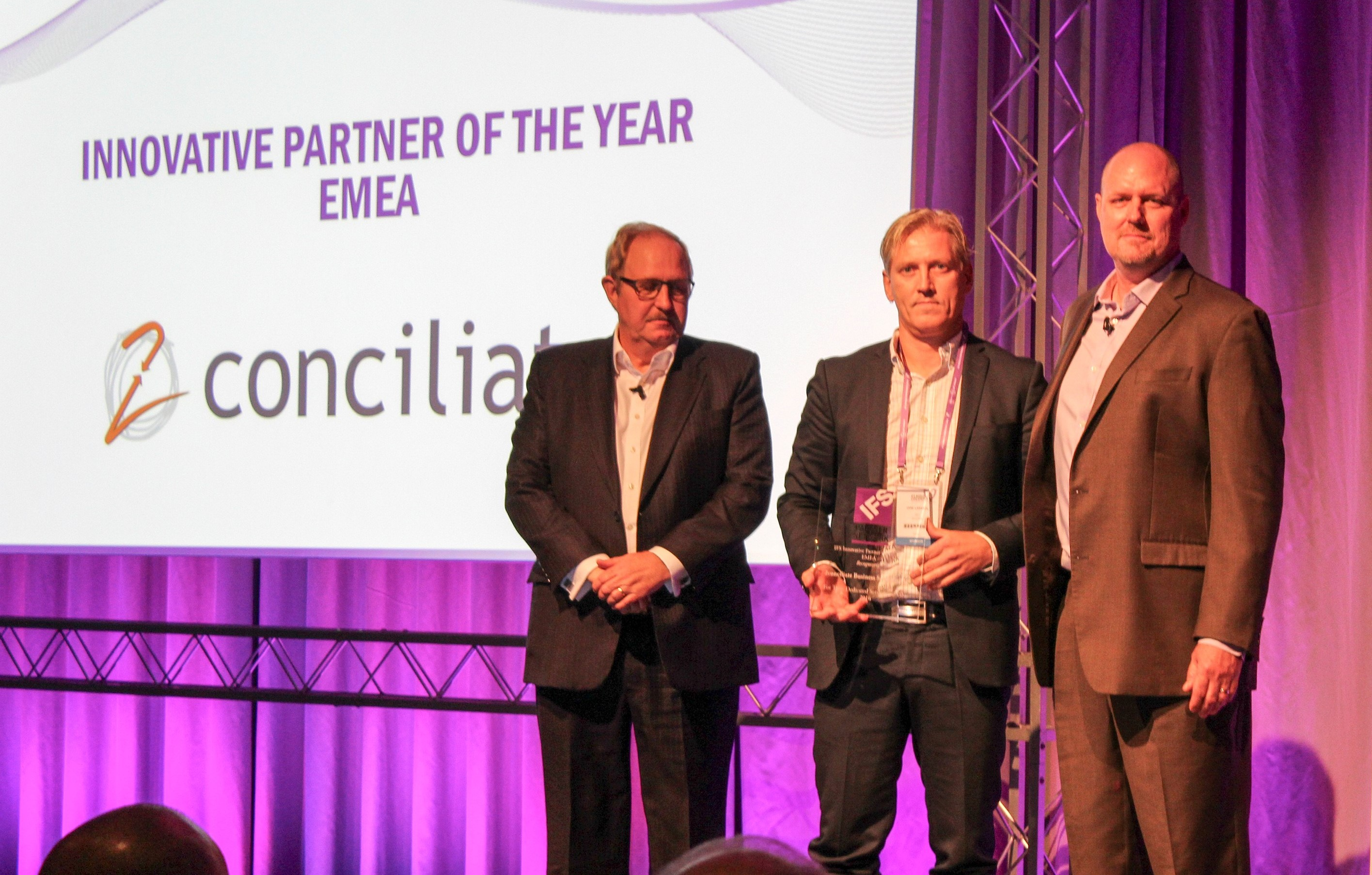 2conciliate innovative partner 2016