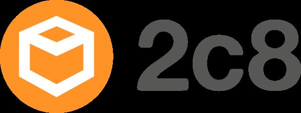 2c8 logotyp